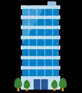テナントビルのイメージ